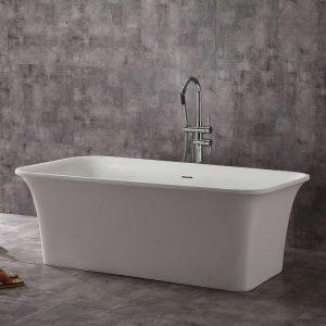 "Modern Bathtub,67""European Style Rectangular Bathing Tubs k42"