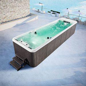 Endless Swimming Pool,Water Exercises Swim Spa   SP-S08T