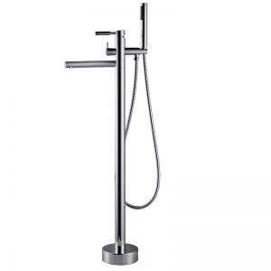 Peerless Freestanding Tub Faucet Modern Chrome Bathroom Faucets