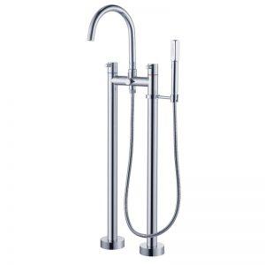 Peerless Floor Mount Tub Faucet Free Standing Bathroom Faucet Manufacturer  51013