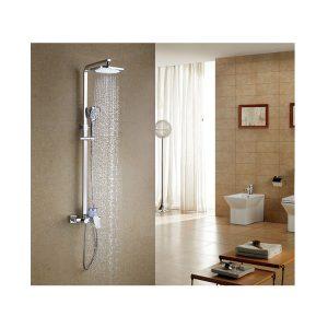 Popular  exposed shower system bathroom shower hardware sets