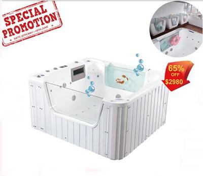Baby Whirlpool Spa Bathtub