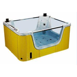 Soft Massage Baby Spa Pool Bath Time Essentials Equipment Baby Swimming Pool  K-557