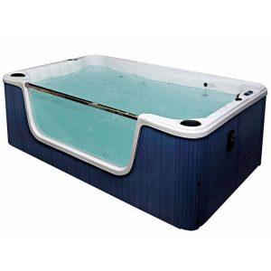 Whirlpool Large Toddler Bathtub Freestanding Acrylic Baby Spa Swimming Pool k-558