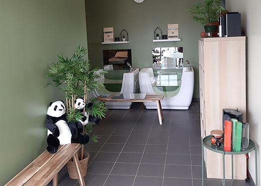 Jacuzzi Baby Bathtub in Belgium Baby Spa