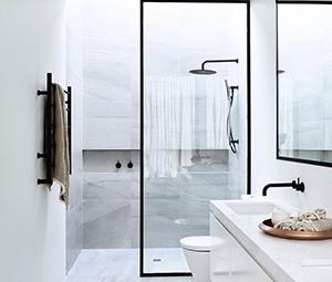 KOBIA Solid Brass Concealed Shower Set