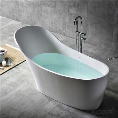 Bathroom Tubs, 66.5″All-in-One Oval Big Bathroom Tubs