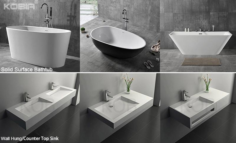 Stone Resin Bath Tub