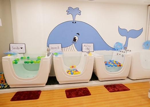 A New BabySpa Business Openedin Kazan, Russia