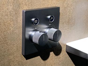 Concealed Rain Shower System