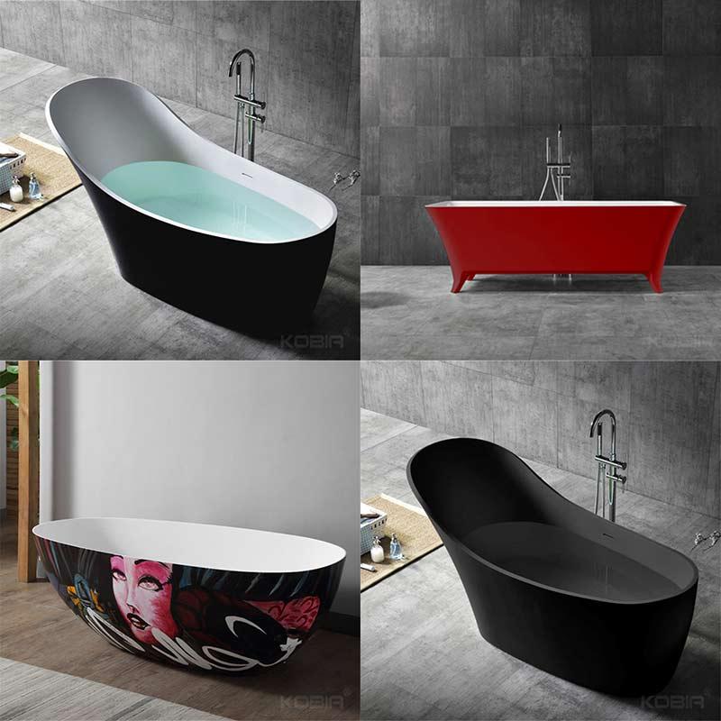 Corian Solid Surface Bath Tub