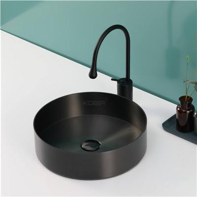 Why do yo choose gun metal vessel sink or gun metal washbasin?