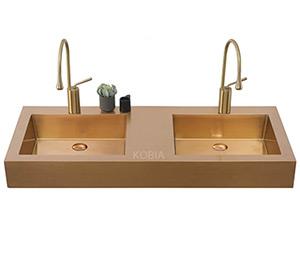 Bathroom Trough Sink