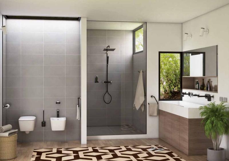 carbon fiber bathroom faucets
