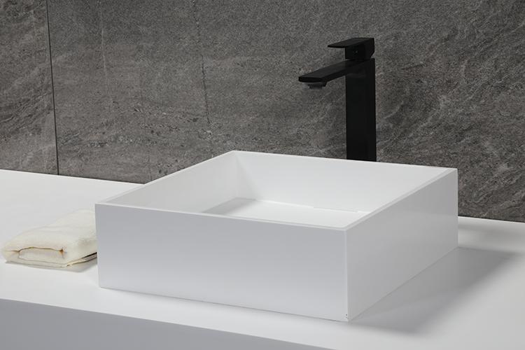 Solid Surface washing basin design