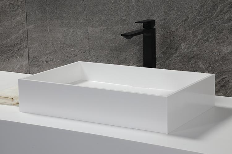 Stone Resin Countertop washbasin