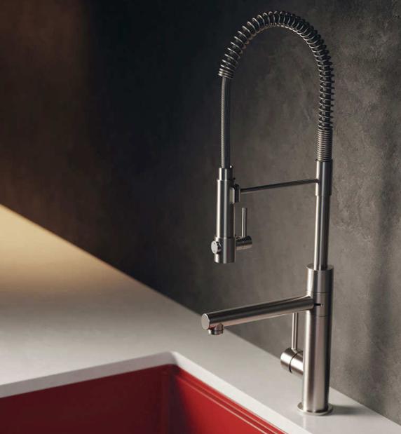 sensor kitchen faucet
